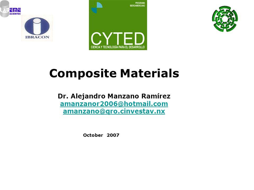 Composite Materials Dr.