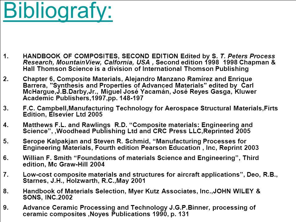 Further readings Jean LUYCKX, Composites à fibres de carbone dans le génie civil, Techniques de l'Ingénieur, traité Plastiques et Composites A.