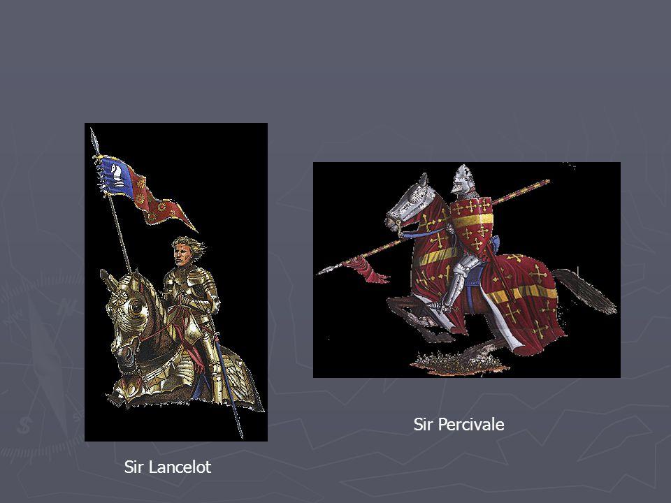 Sir Lancelot Sir Percivale