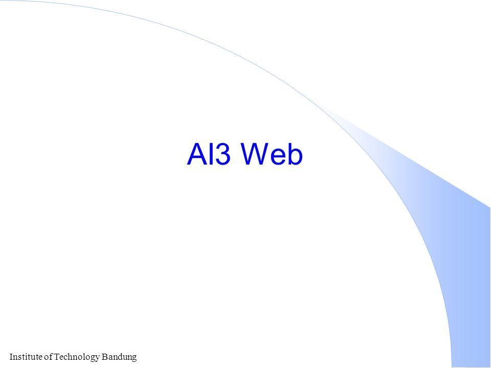 AI3 Web