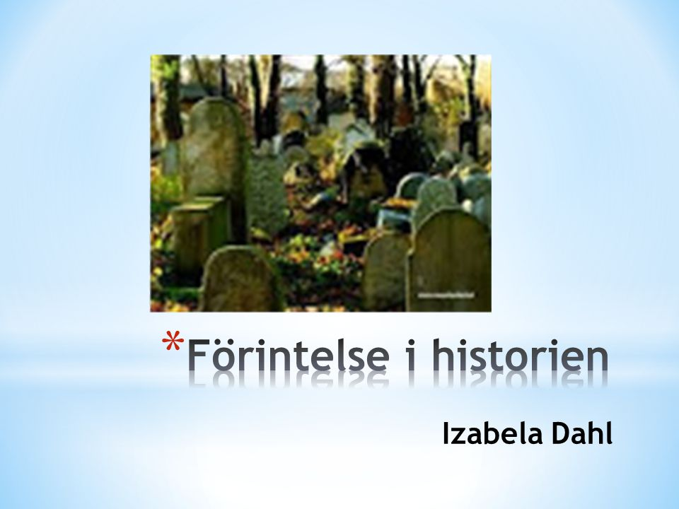 Izabela Dahl