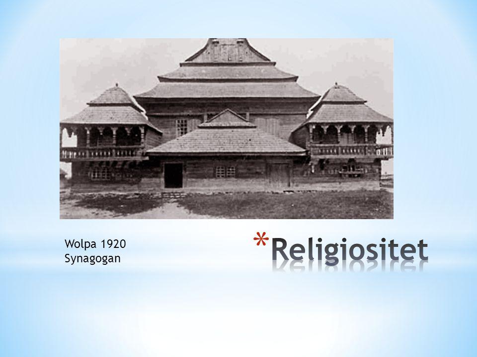 Wolpa 1920 Synagogan