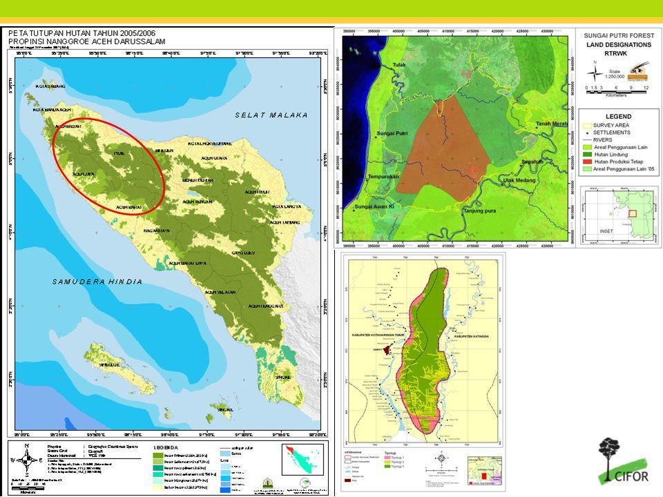 Learning session Project/LocationAdviserArea (ha)Characteristics Juma, Amazonas, Brazil IDESAM589,612 Protected areas Public donation Ulu Masen, Aceh 750,528 Under logging moratorium Prov.