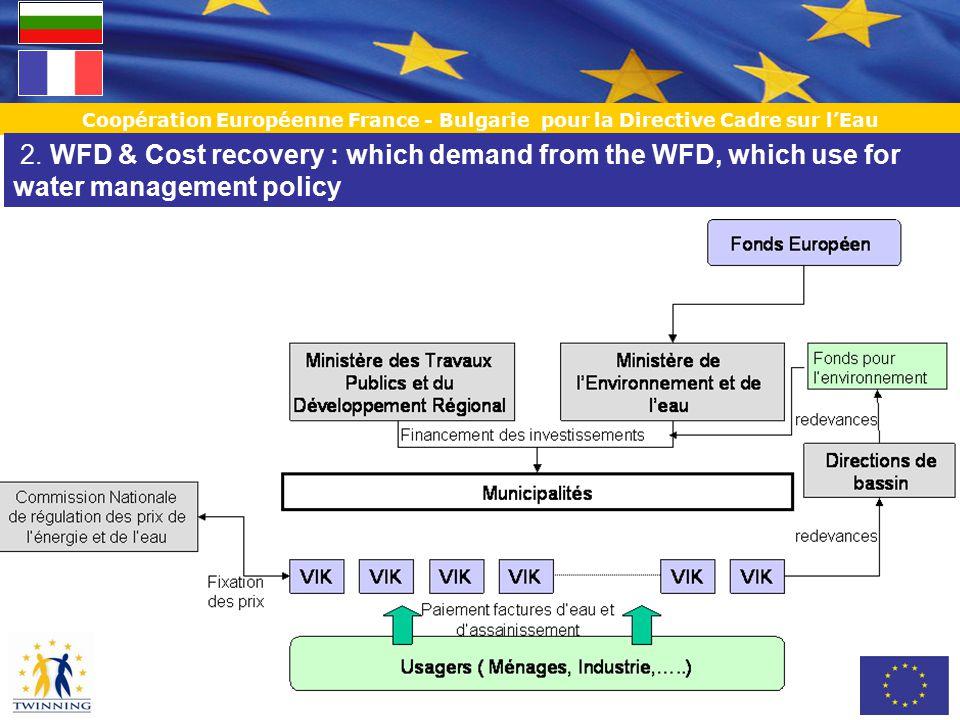 Coopération Européenne France - Bulgarie pour la Directive Cadre sur l'Eau 2.