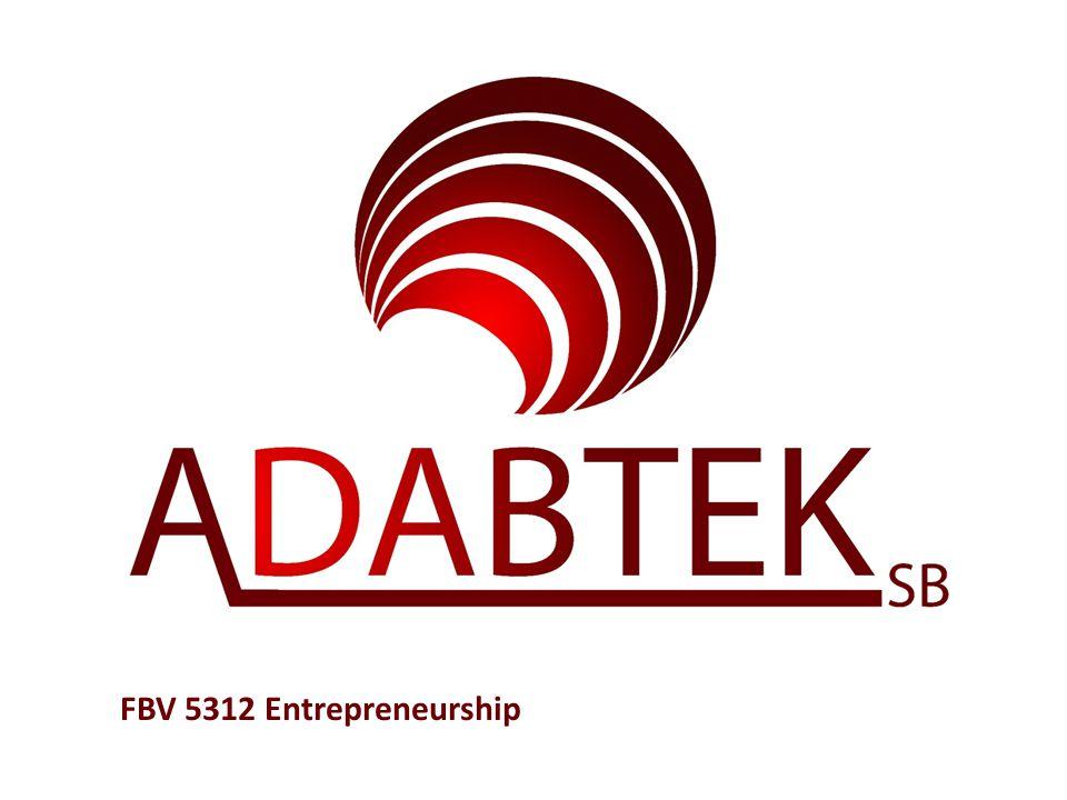 FBV 5312 Entrepreneurship