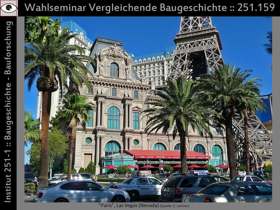 Paris , Las Vegas (Nevada) (Quelle: E. Lehner)