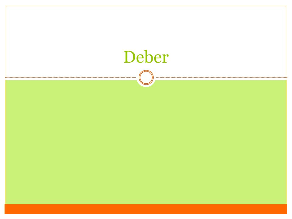 Deber – should or ought to Conjugate verb as needed and use with an infinitive I should study tonight.