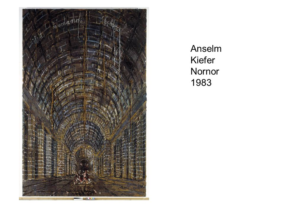 Anselm Kiefer Nornor 1983