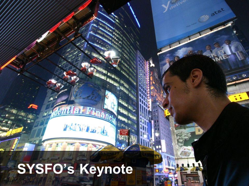 SYSFO's Keynote