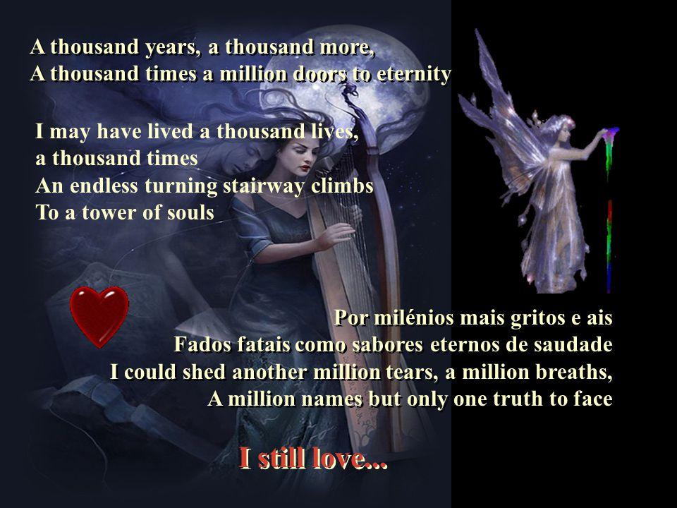 A Thousand Years Sting and Kipper (Original Version) Paulo Abreu Lima (Portuguese Version)
