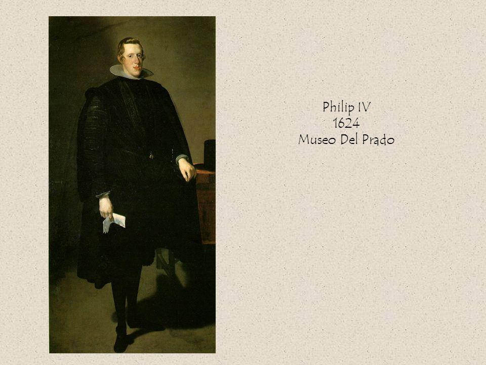 Philip IV 1624 Museo Del Prado