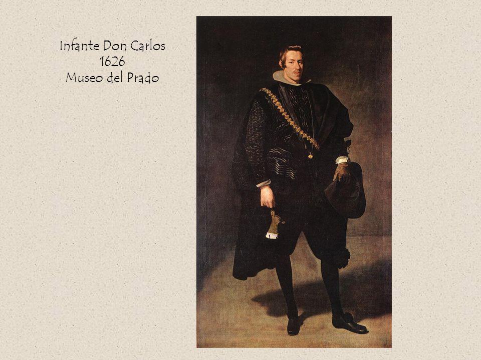 Infante Don Carlos 1626 Museo del Prado