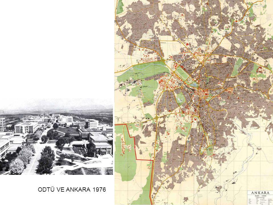 ODTÜ VE ANKARA 1976