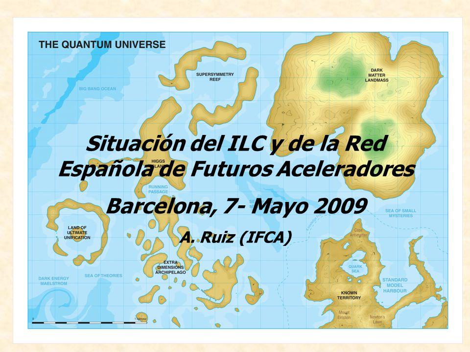 A. Ruiz (Jornadas ILC.