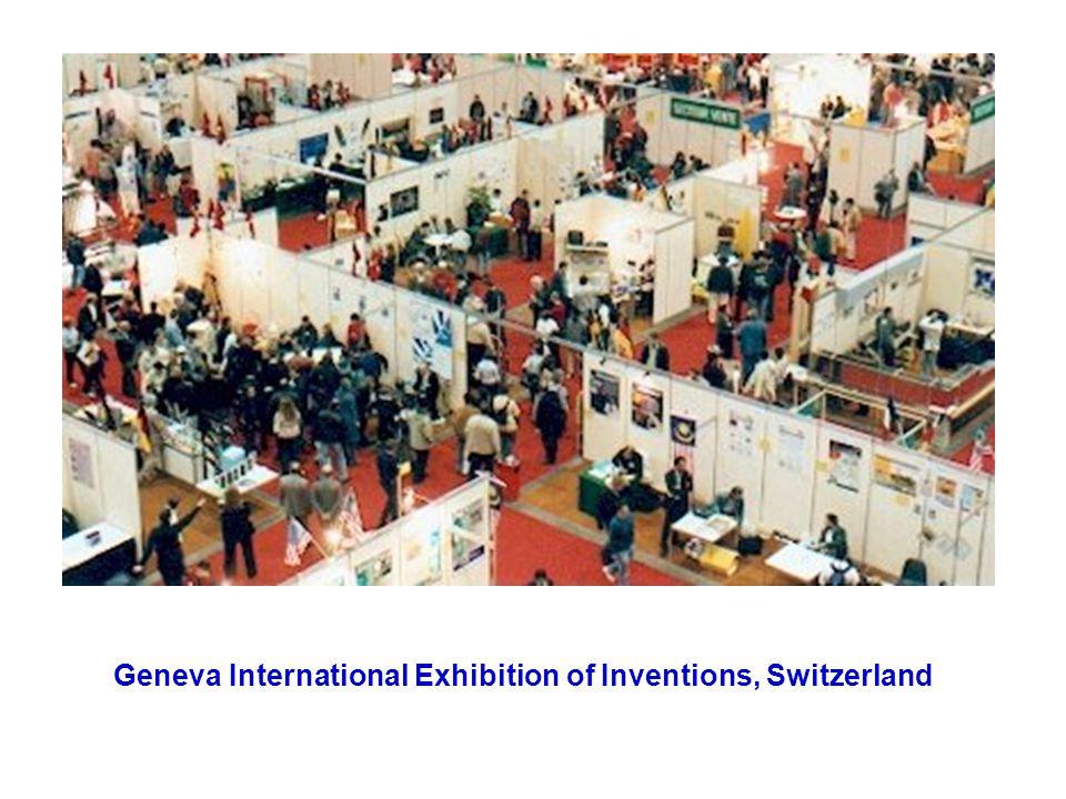Geneva International Exhibition of Inventions, Switzerland