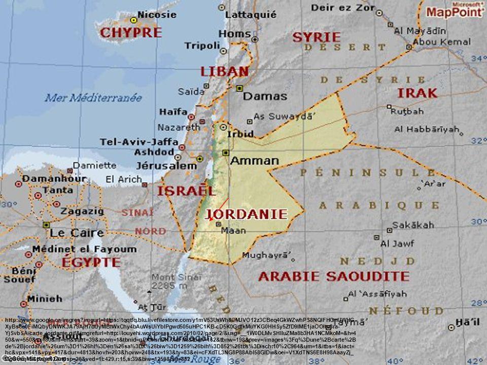 http://www.equineadventures.co.uk/country/jordan.html http://portfolio3ingles.blogspot.com/ Le 6 siècle