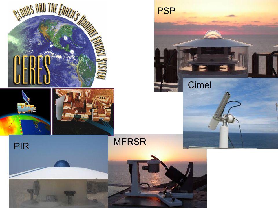 PSP MFRSR PIR Cimel