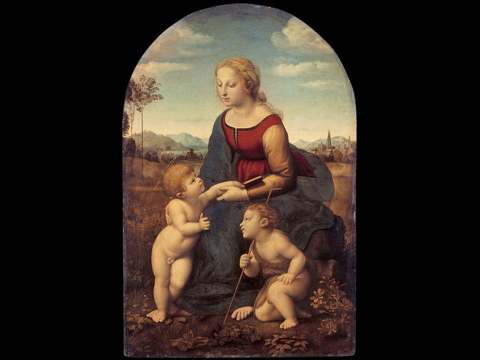 Raphael. La Belle Jardinière. 1507