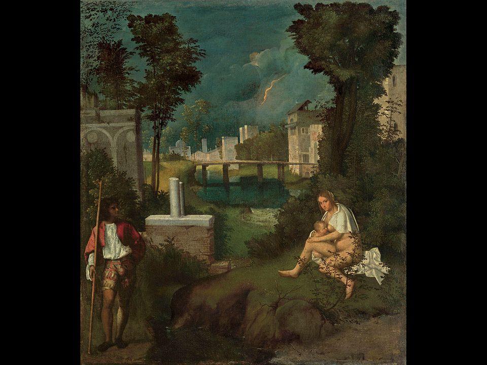 Giorgione. The Tempest. ca. 1505