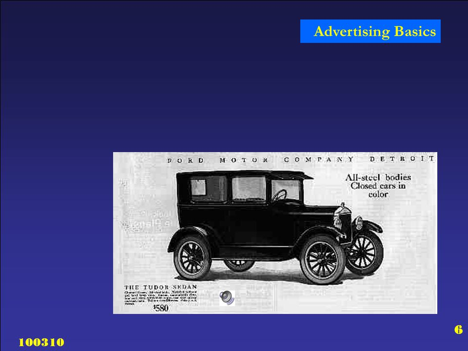 100310 7 Advertising Basics