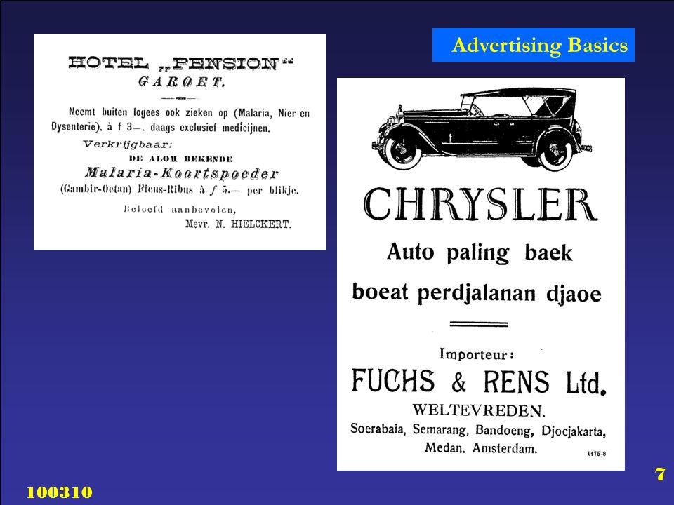 100310 18 Advertising Basics