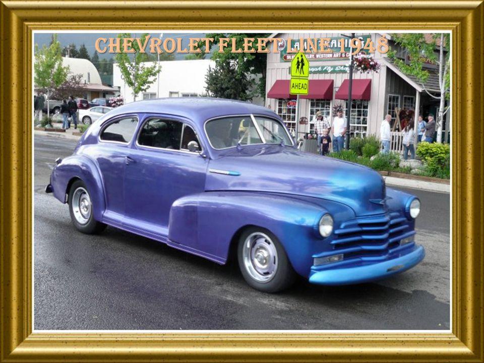 Chevrolet fleet line 1947