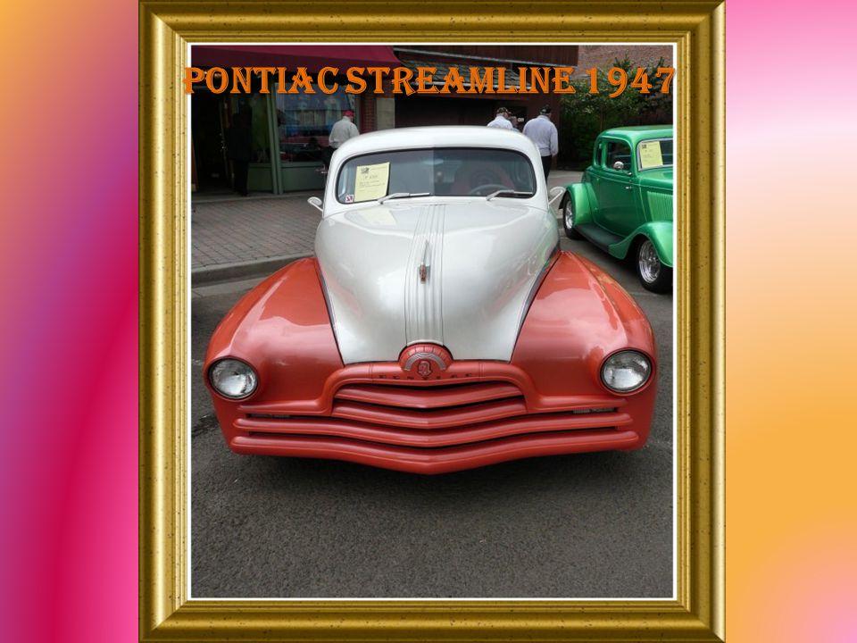 Chevrolet fleet line 1948