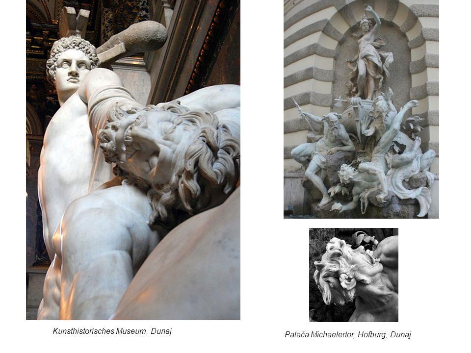 Kunsthistorisches Museum, Dunaj Palača Michaelertor, Hofburg, Dunaj