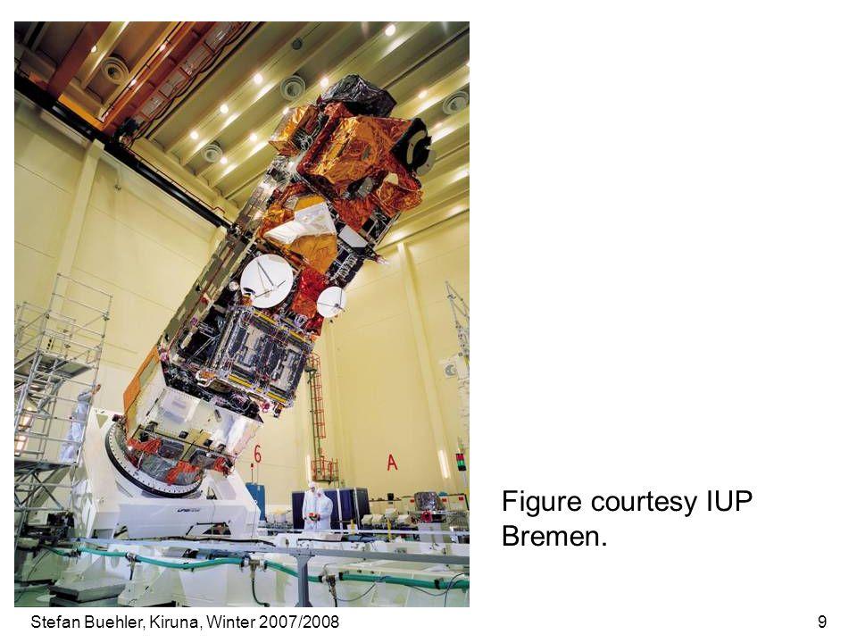 Stefan Buehler, Kiruna, Winter 2007/200820 What is remote sensing.