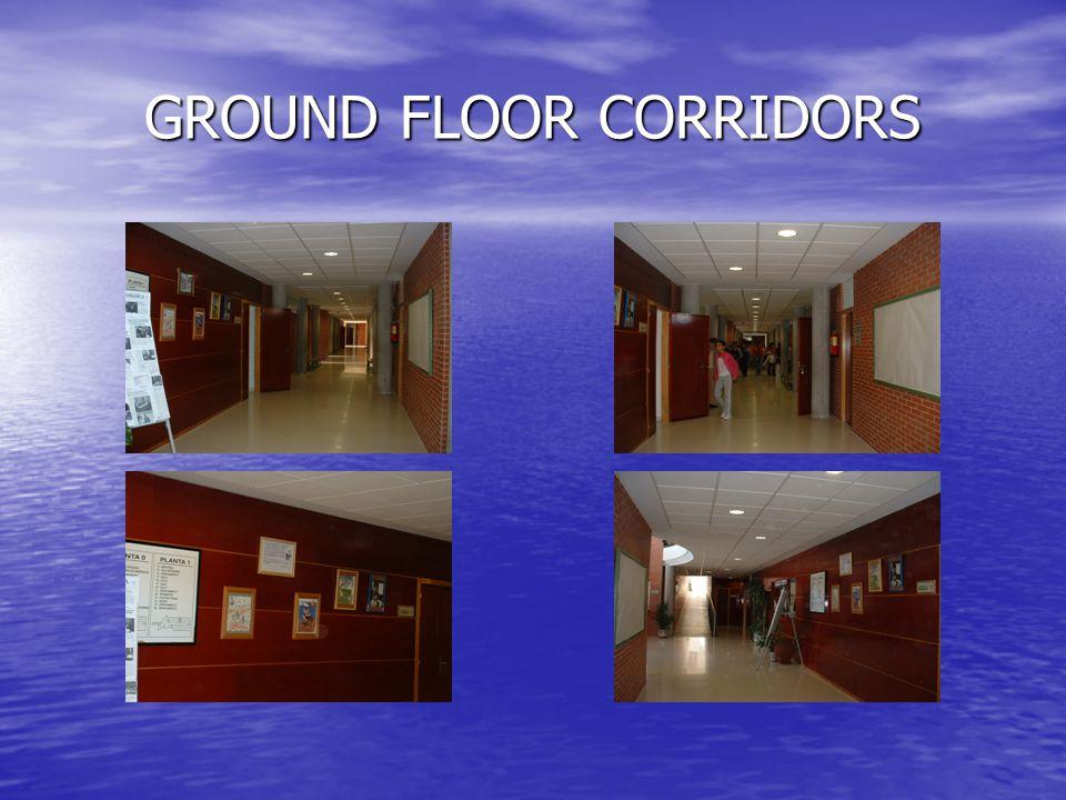 GROUND FLOOR CORRIDORS
