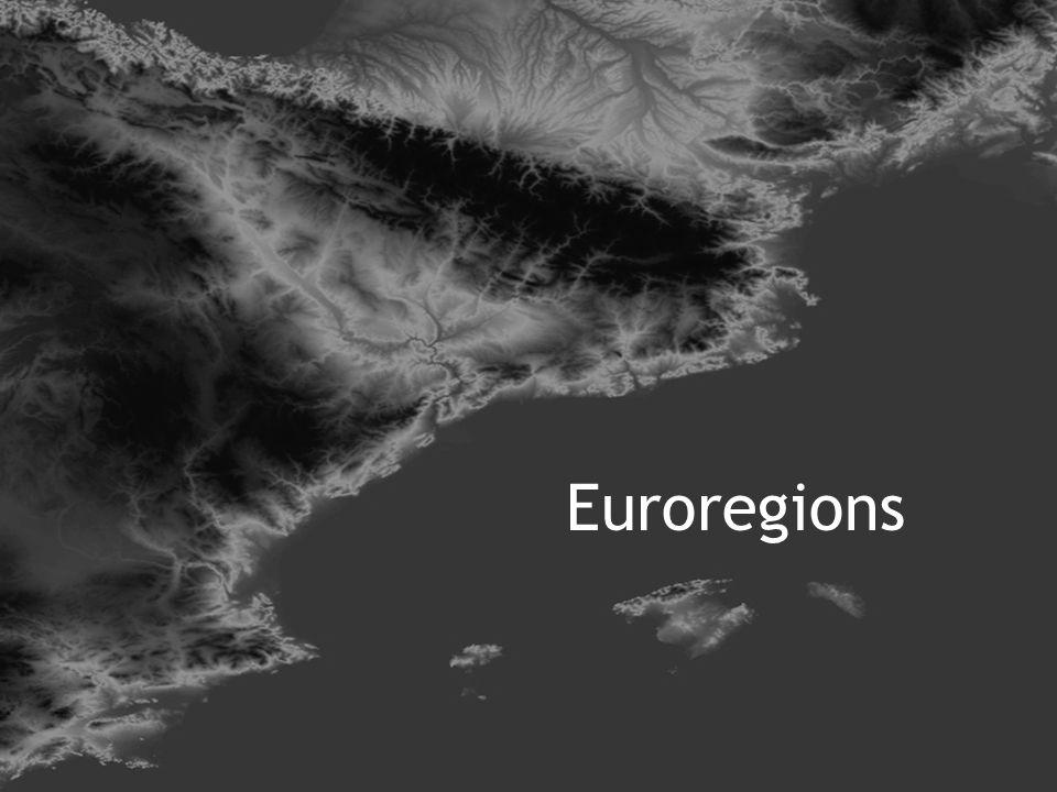 Euregion Saar-Lor-Lux Rhein Euroregions