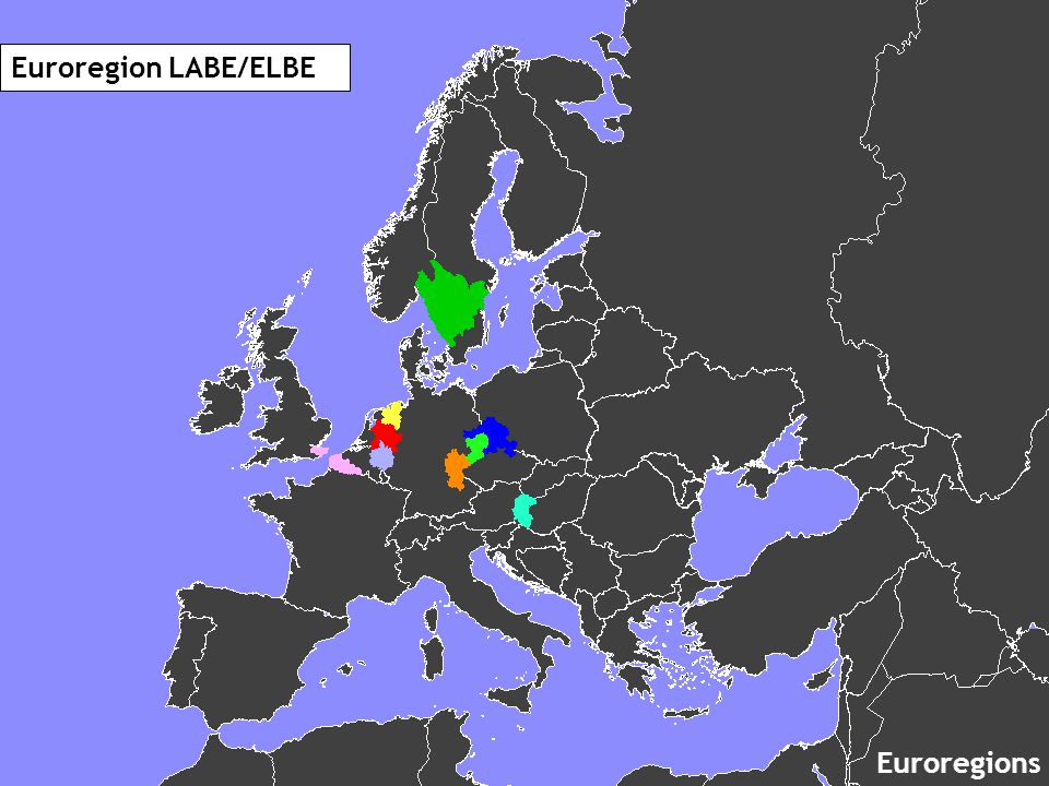 Euroregion LABE/ELBE Euroregions