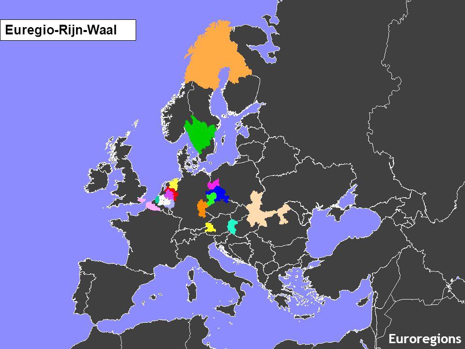 Euregio-Rijn-Waal Euroregions