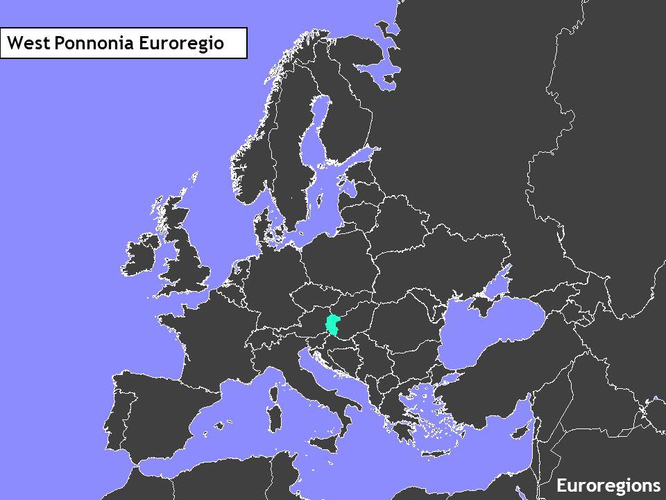 Regio Insubrica Euroregions