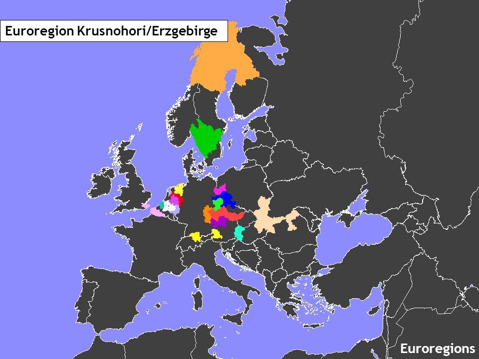 Euroregion Krusnohori/Erzgebirge Euroregions