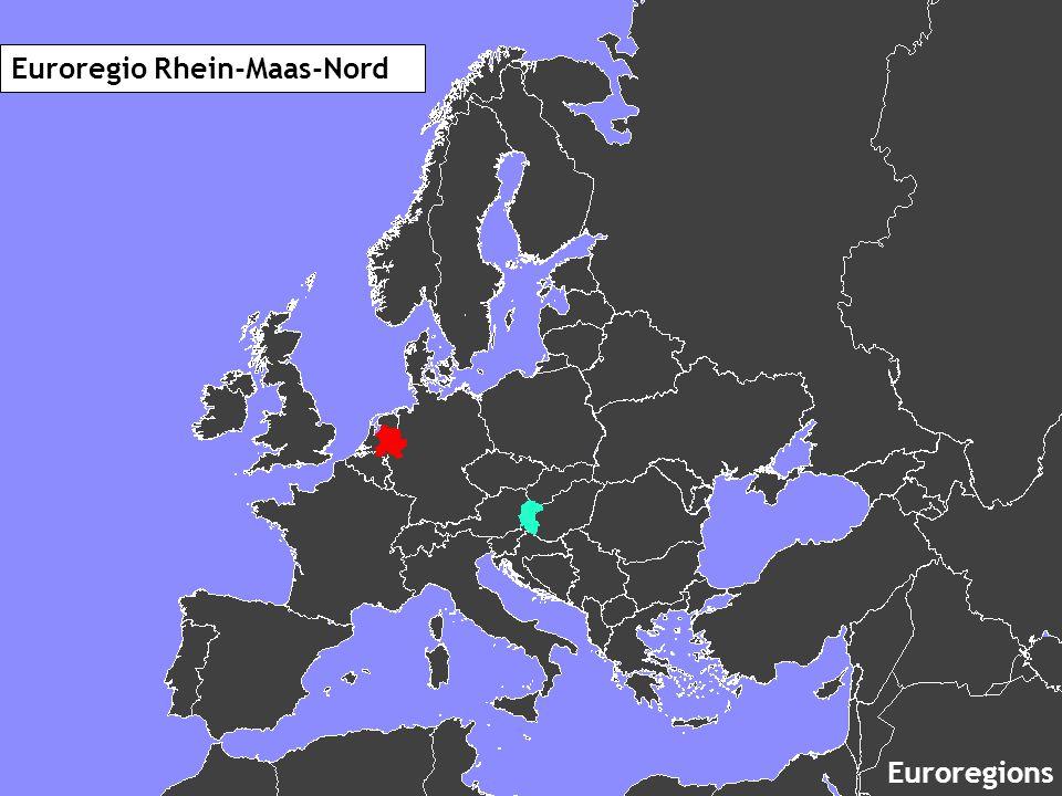 Ems Dollart Region Euroregions