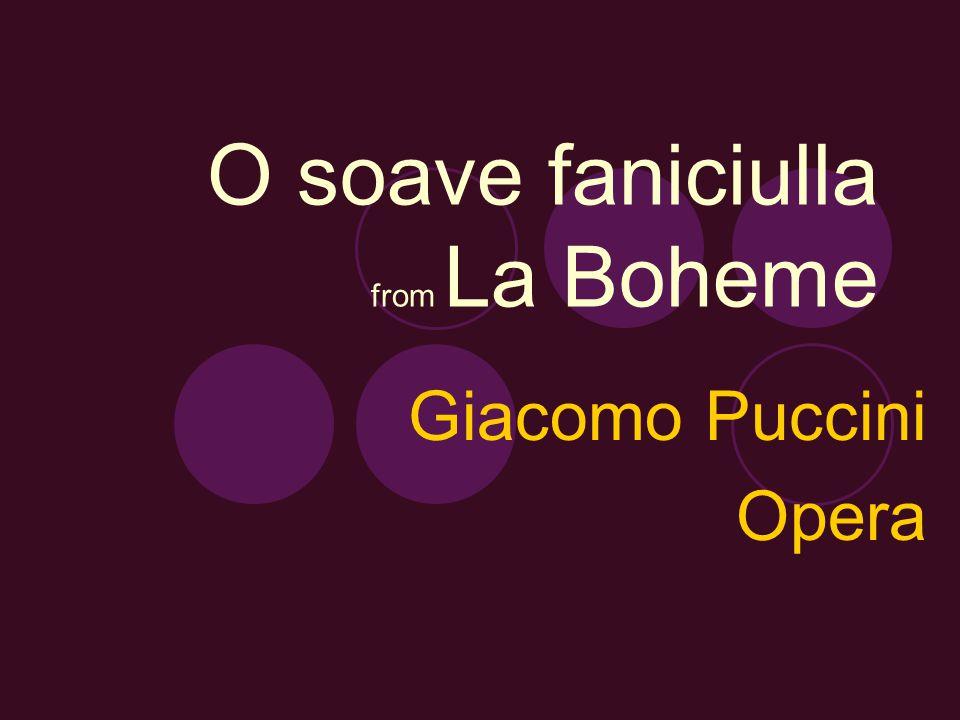 Un aura amorosa from Cosi fan Tutte Wolfgang Amadeus Mozart Opera