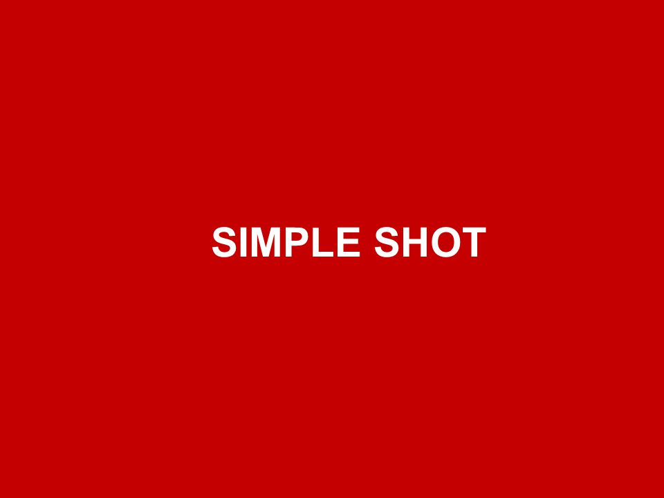 SIMPLE SHOT