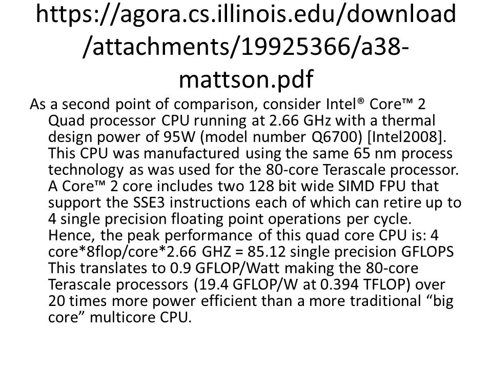 Wikipedia: The Kentsfields comprise two separate silicon dies (each equivalent to a single Core 2 duo) on one MCM.