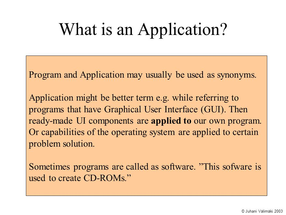 What is a Programming Language 1.