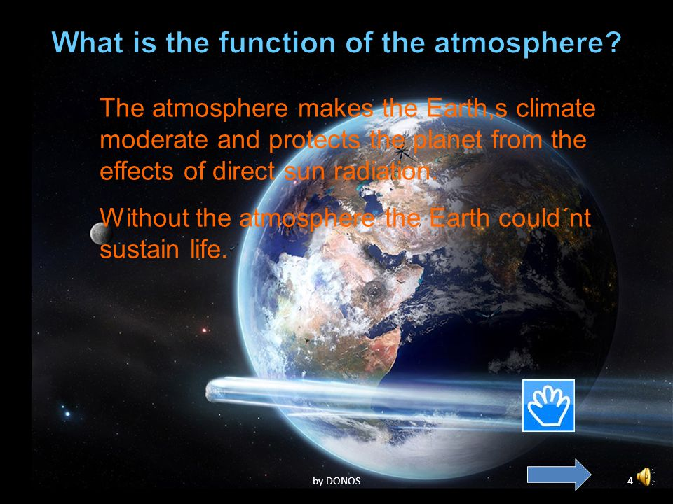 Much of what we consider weather is caused by water vapor.