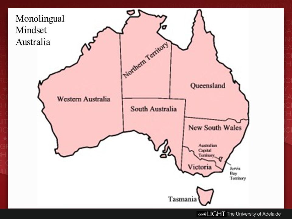 Monolingual Mindset Australia