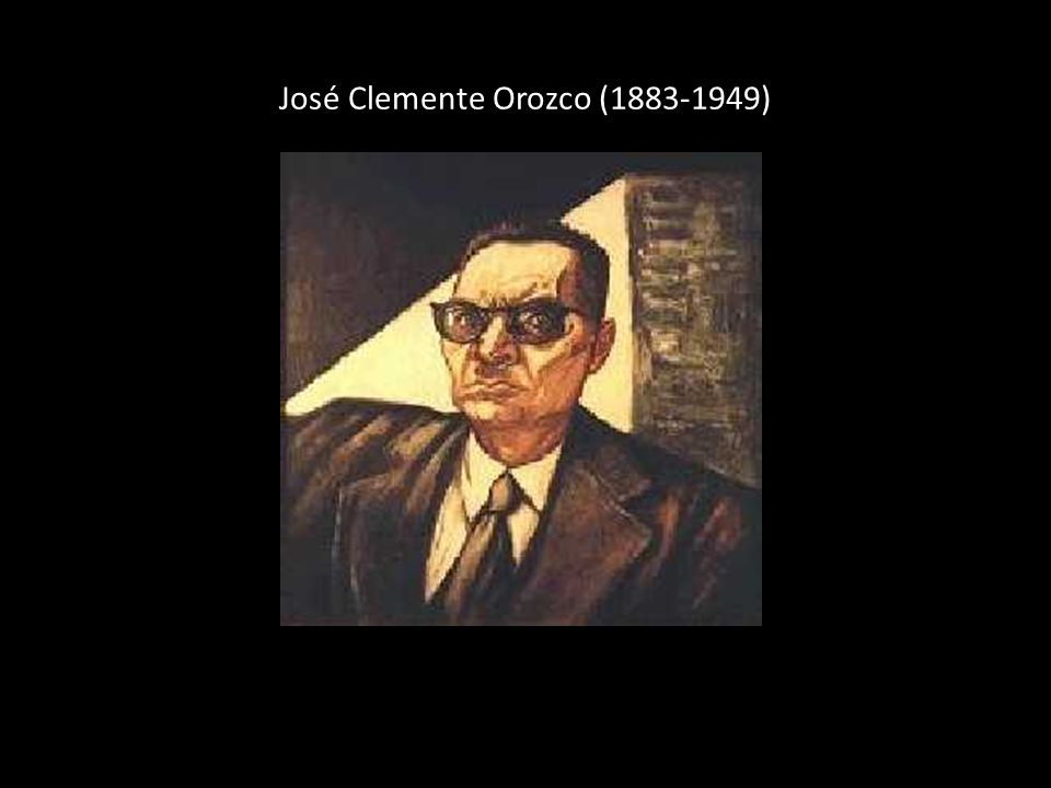 José Clemente Orozco (1883-1949)