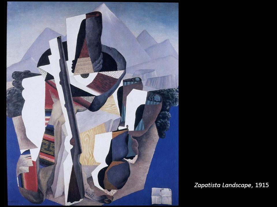 Zapatista Landscape, 1915
