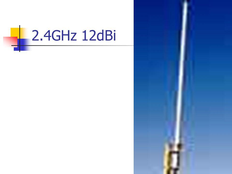 2.4GHz 12dBi