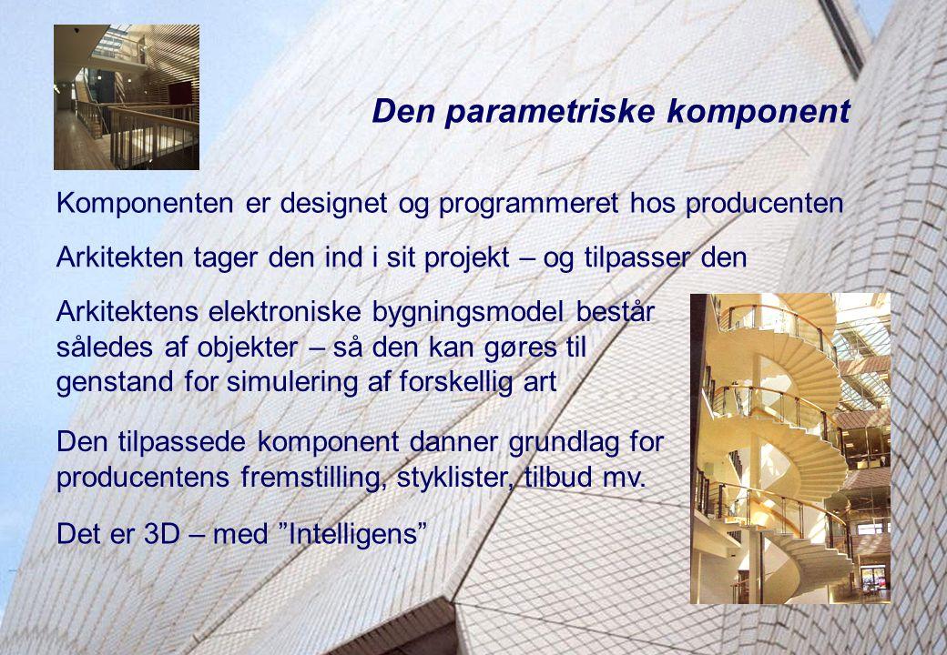 Aalborg UniversityDepartment of Production Kaj A. JørgensenPage 5 Object-Oriented Building Models Komponenten er designet og programmeret hos producen