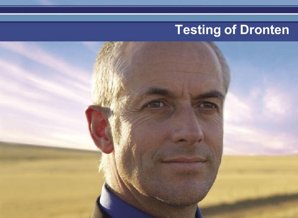 Testing of Dronten