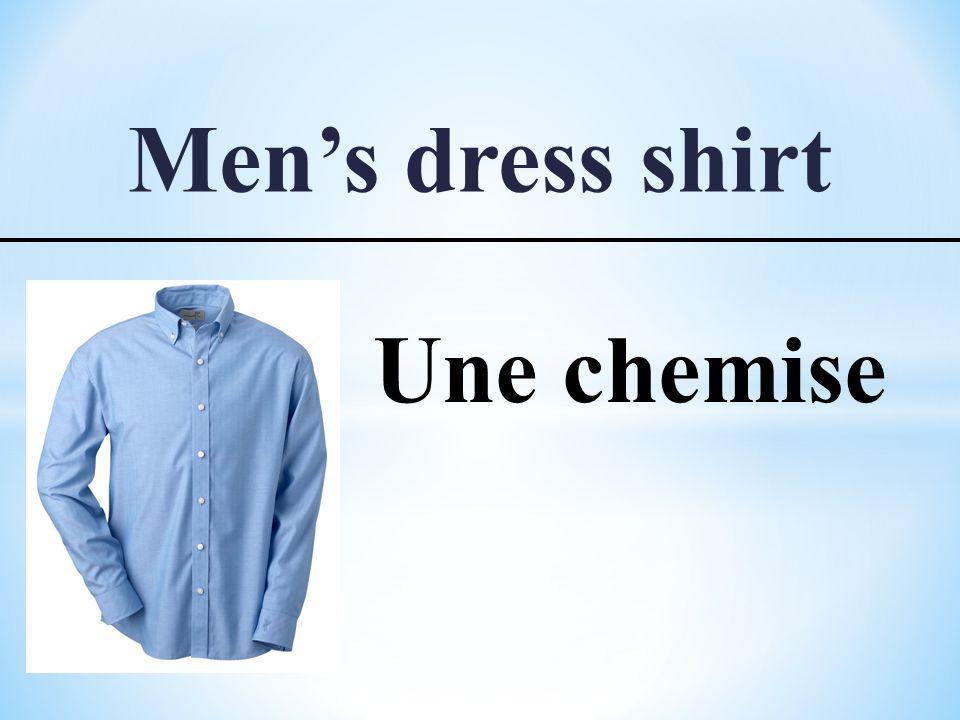 Women's dress shirt (blouse) un chemisier