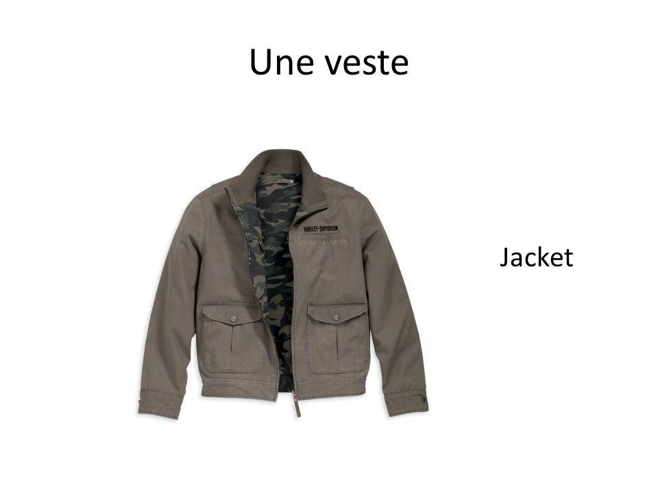 Une veste Jacket