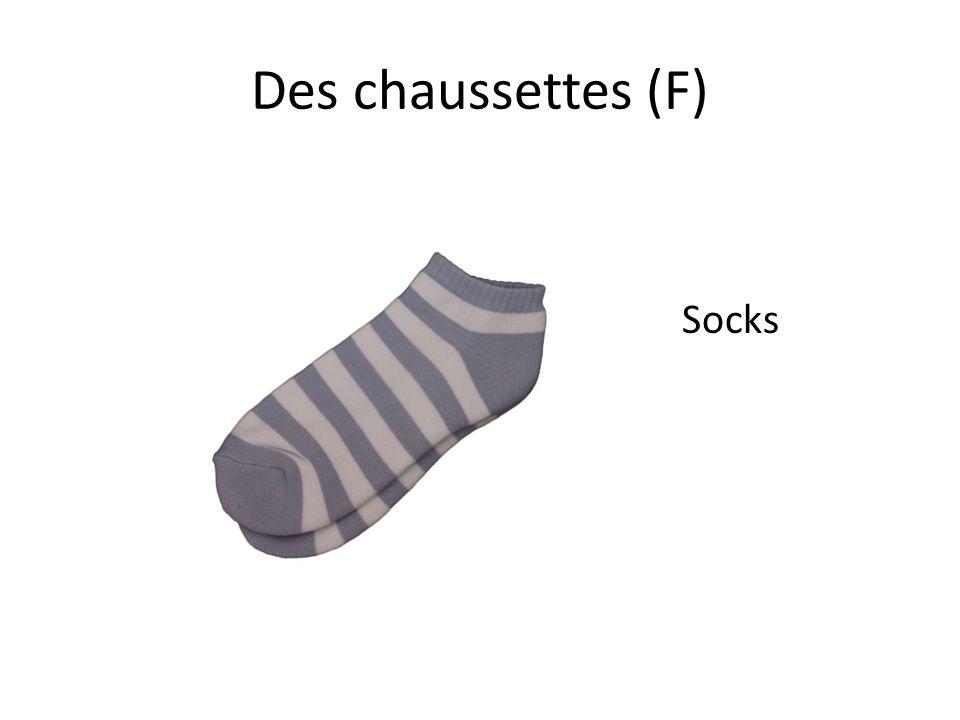Des chaussettes (F) Socks